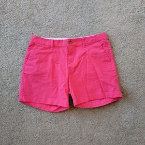 Old Navy Pink Shorts With Pockets